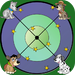 dog dart game for kids