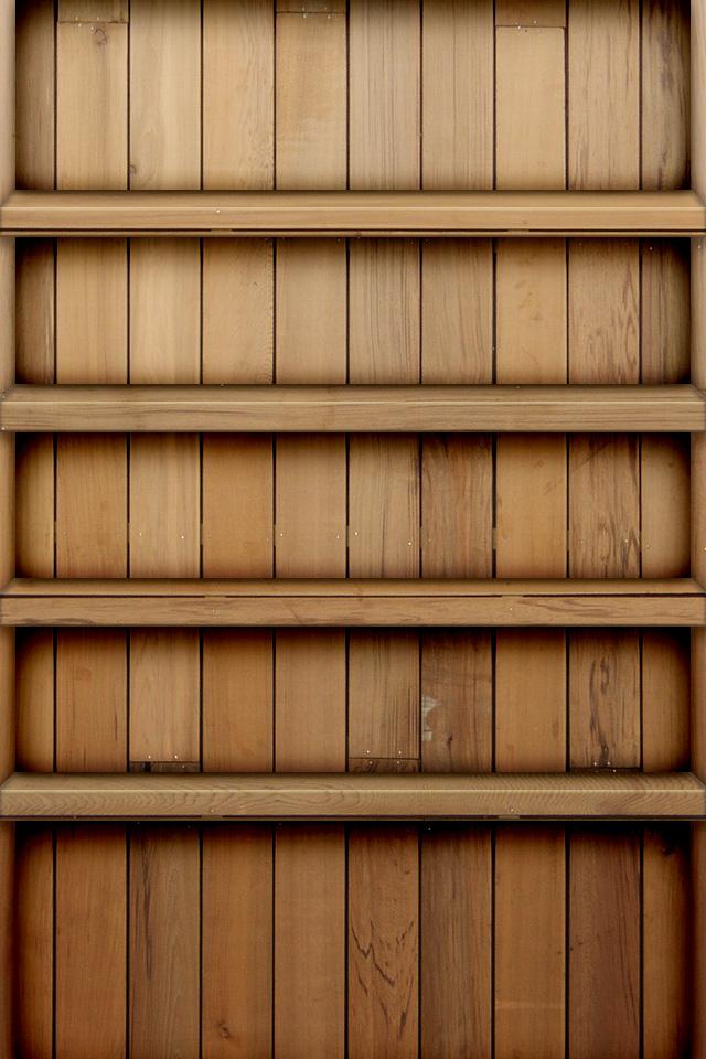App Shopper Shelf Wallpapers For IPhone 5